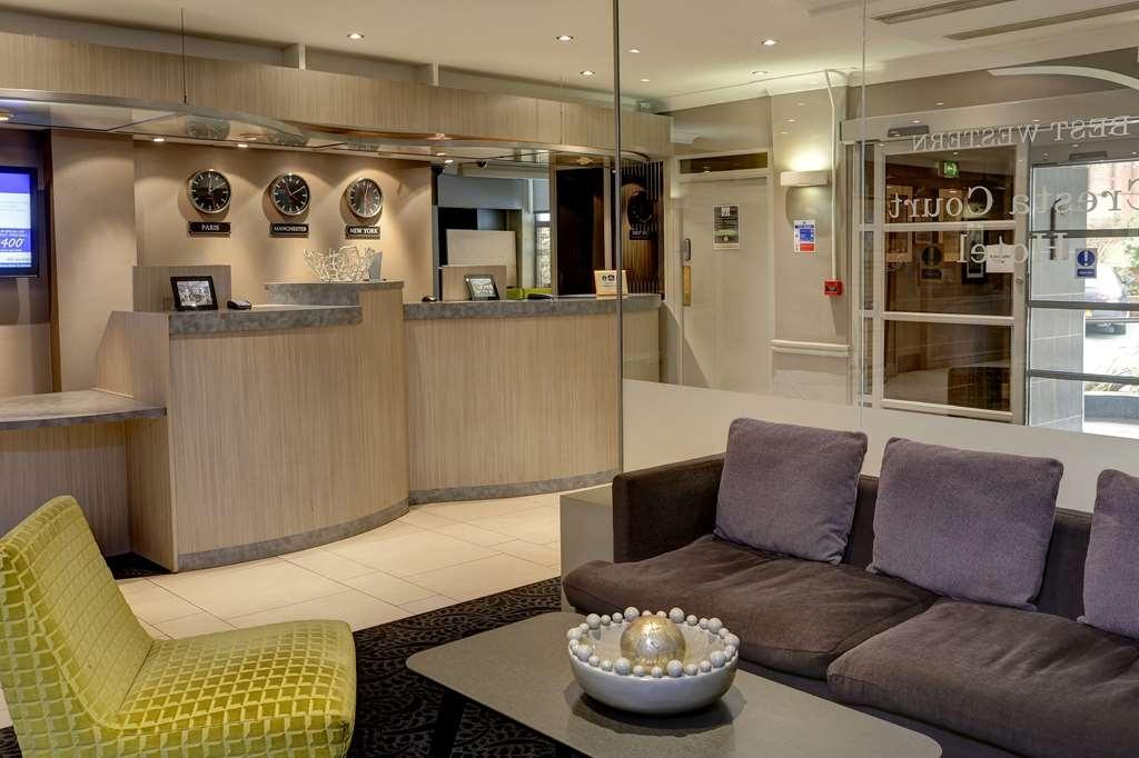 Best Western Manchester Altrincham Cresta Court Hotel - Vista Exterior
