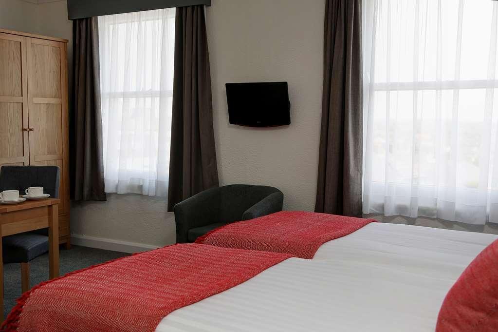 Best Western Hotel Bristol - Habitaciones/Alojamientos