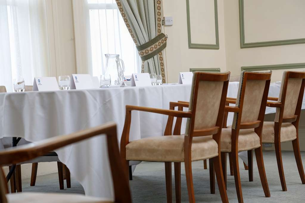 Best Western Hotel Bristol - Sala de reuniones