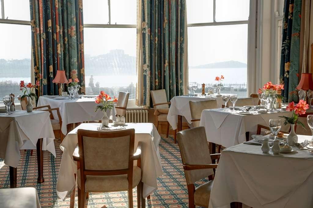 Best Western Hotel Bristol - Restaurante/Comedor