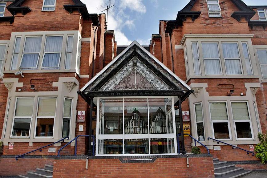 Best Western Plus Nottingham Westminster Hotel - Aussenansicht