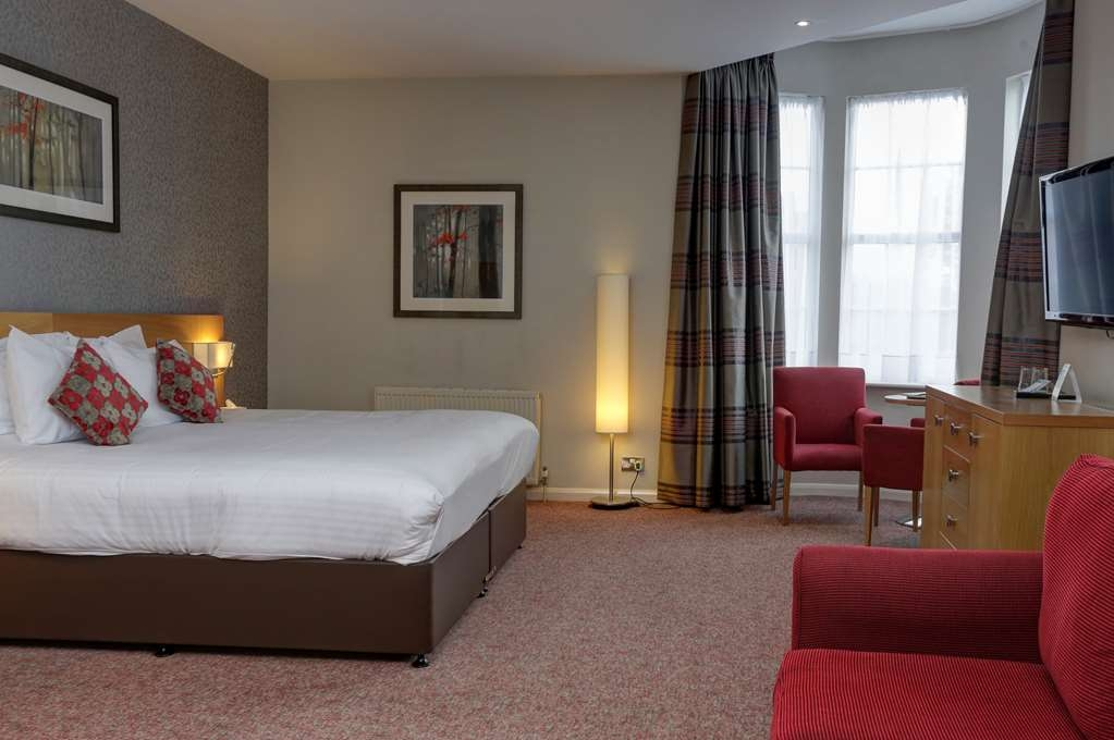 Best Western Plus Nottingham Westminster Hotel - Chambres / Logements