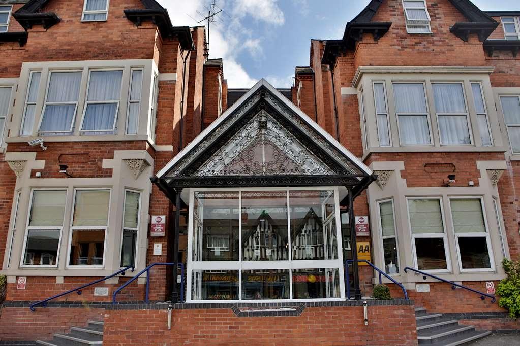Best Western Plus Nottingham Westminster Hotel - Außenansicht