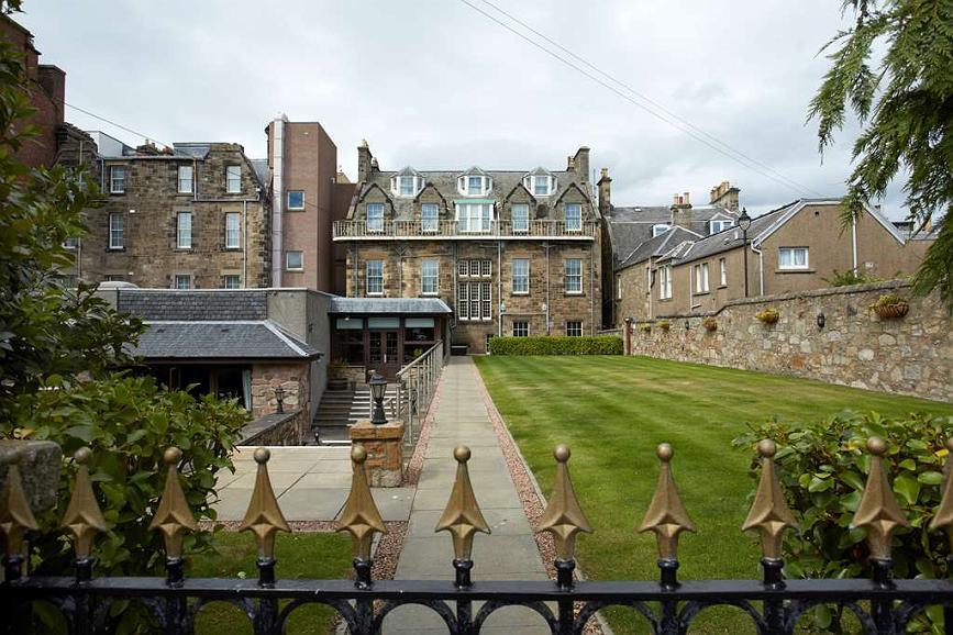 Best Western Scores Hotel - Area esterna