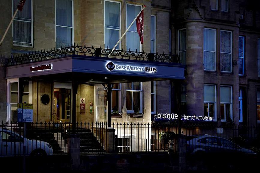 Best Western Plus Edinburgh City Centre Bruntsfield Hotel - Aussenansicht