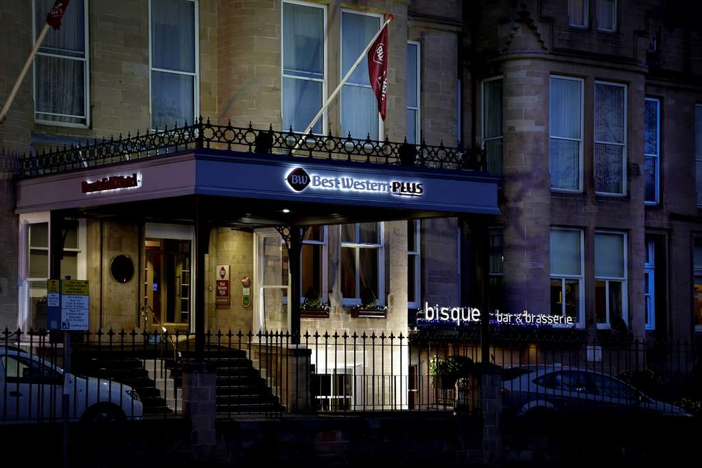 Best Western Plus Edinburgh City Centre Bruntsfield Hotel - Facciata dell'albergo