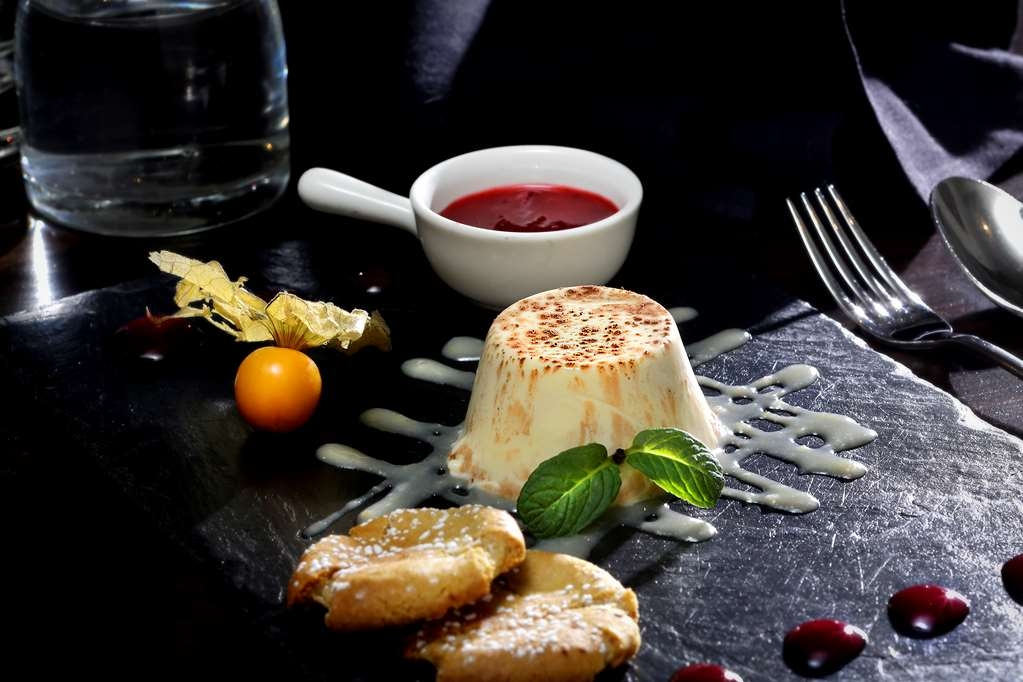 Best Western Plus Edinburgh City Centre Bruntsfield Hotel - Ristorante / Strutture gastronomiche
