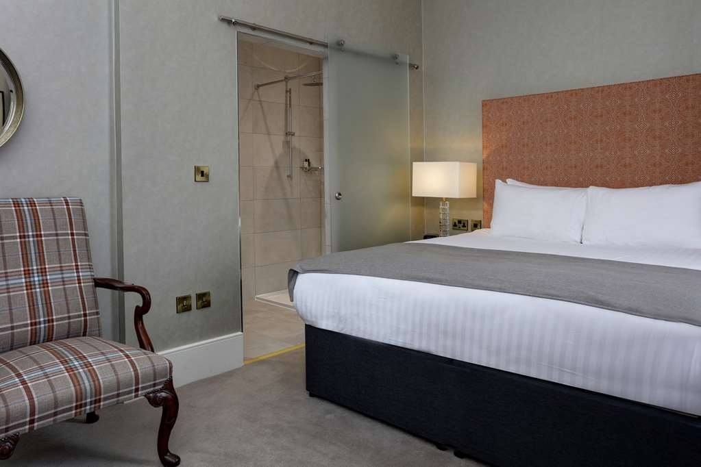 Best Western Plus Edinburgh City Centre Bruntsfield Hotel - Camere / sistemazione