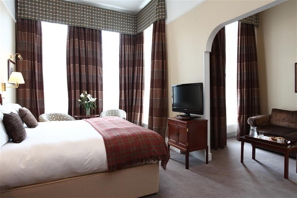 Best Western Plus Edinburgh City Centre Bruntsfield Hotel - Camera