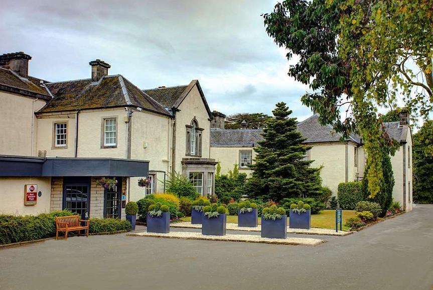 Best Western Plus Dunfermline Crossford Keavil House Hotel - Area esterna