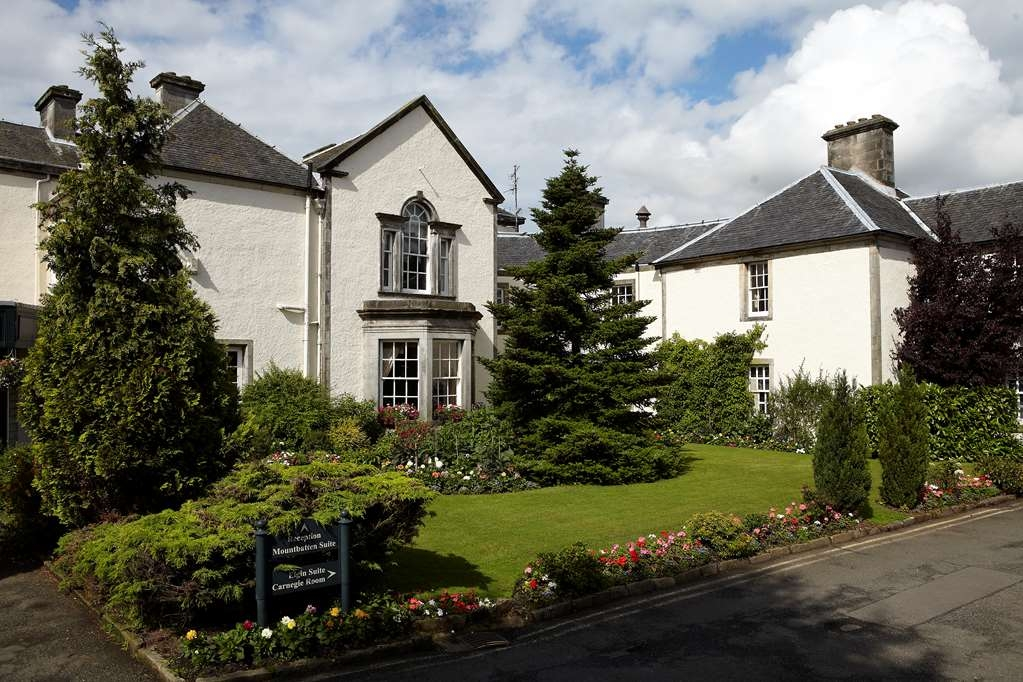 Best Western Plus Dunfermline Crossford Keavil House Hotel - Außenansicht