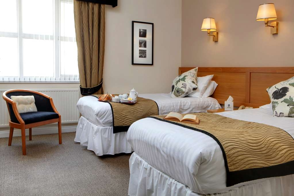 Best Western Diplomat Hotel & Spa - Chambres / Logements