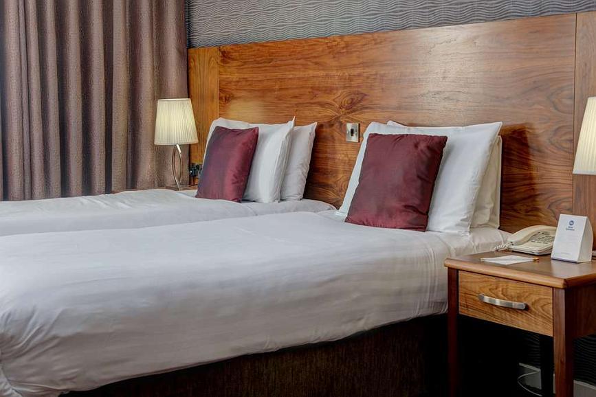 Hotel in Edimbourg   Best Western Kings Manor Hotel