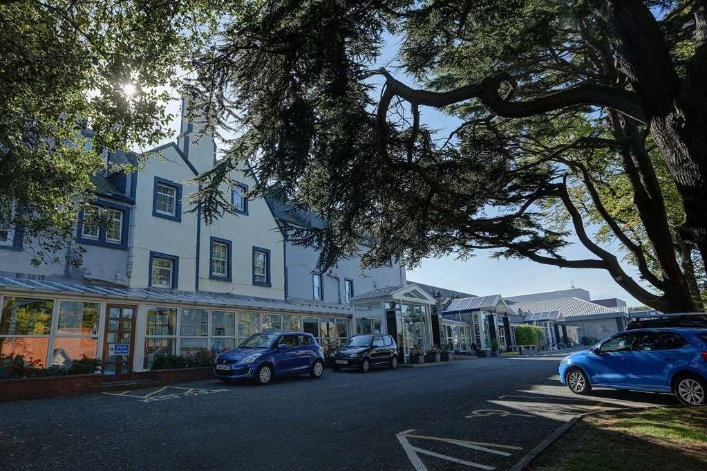 Best Western Kings Manor Hotel - Façade