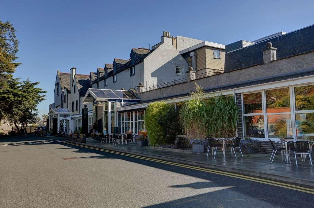 Best Western Kings Manor Hotel - Facciata dell'albergo