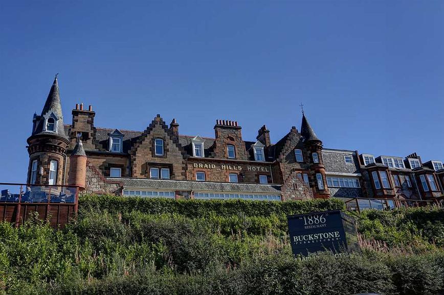 Hotel in Edimbourg | Best Western Edinburgh South Braid