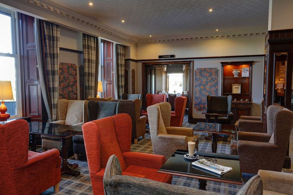 Best Western Edinburgh South Braid Hills Hotel - braid hills hotel dining