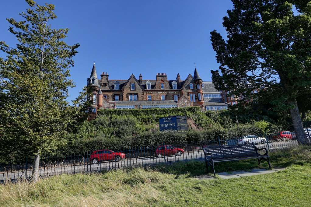 Best Western Edinburgh South Braid Hills Hotel - braid hills hotel grounds and hotel