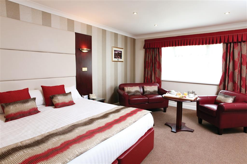 Best Western Heronston Hotel & Spa - Chambre