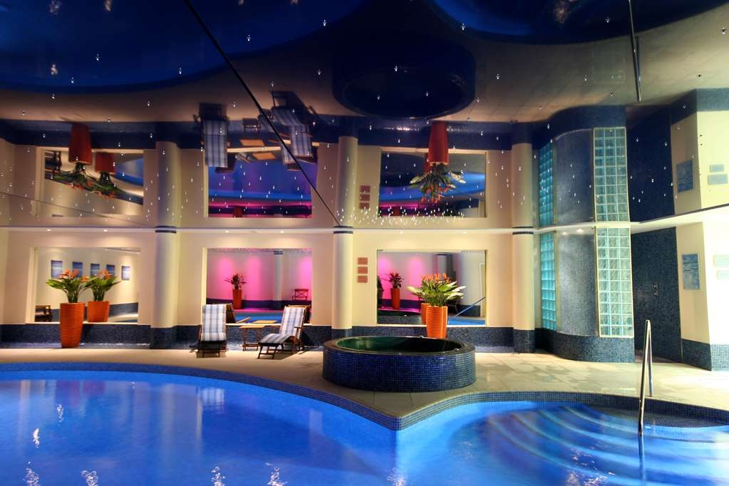 Best Western Heronston Hotel & Spa - Piscina