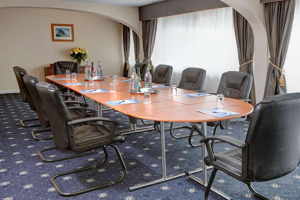 Best Western Heronston Hotel & Spa - heronston hotel meeting space