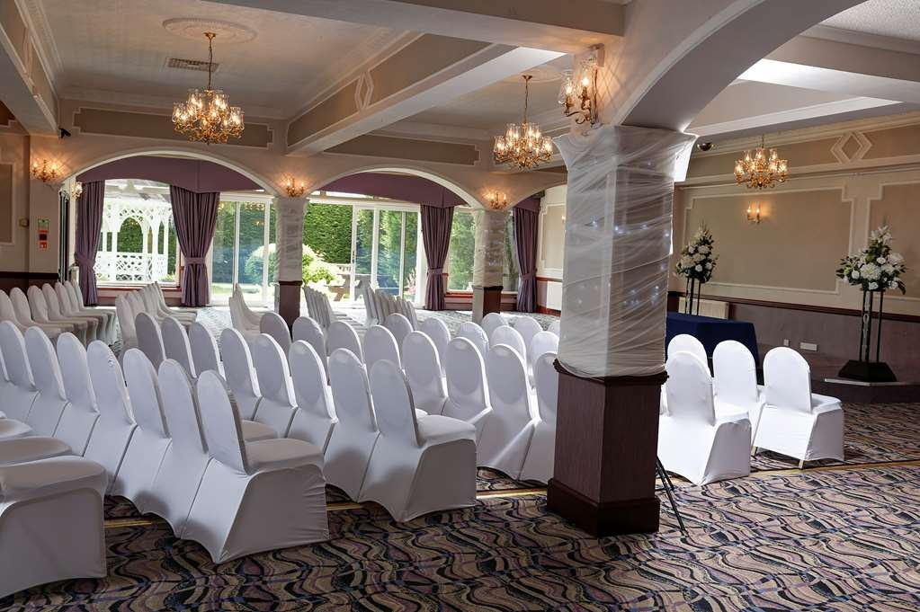 Best Western Glasgow Livingston Hilcroft Hotel - Altro / Varie
