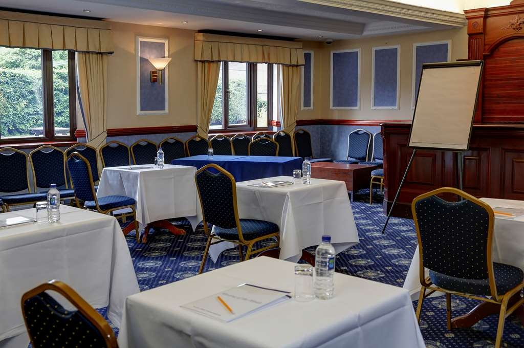 Best Western Glasgow Livingston Hilcroft Hotel - Sale conferenze