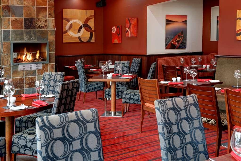 Best Western Glasgow Livingston Hilcroft Hotel - Restaurant / Gastronomie