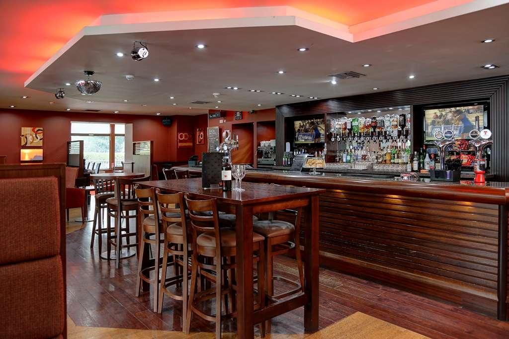 Best Western Glasgow Livingston Hilcroft Hotel - Restaurante/Comedor