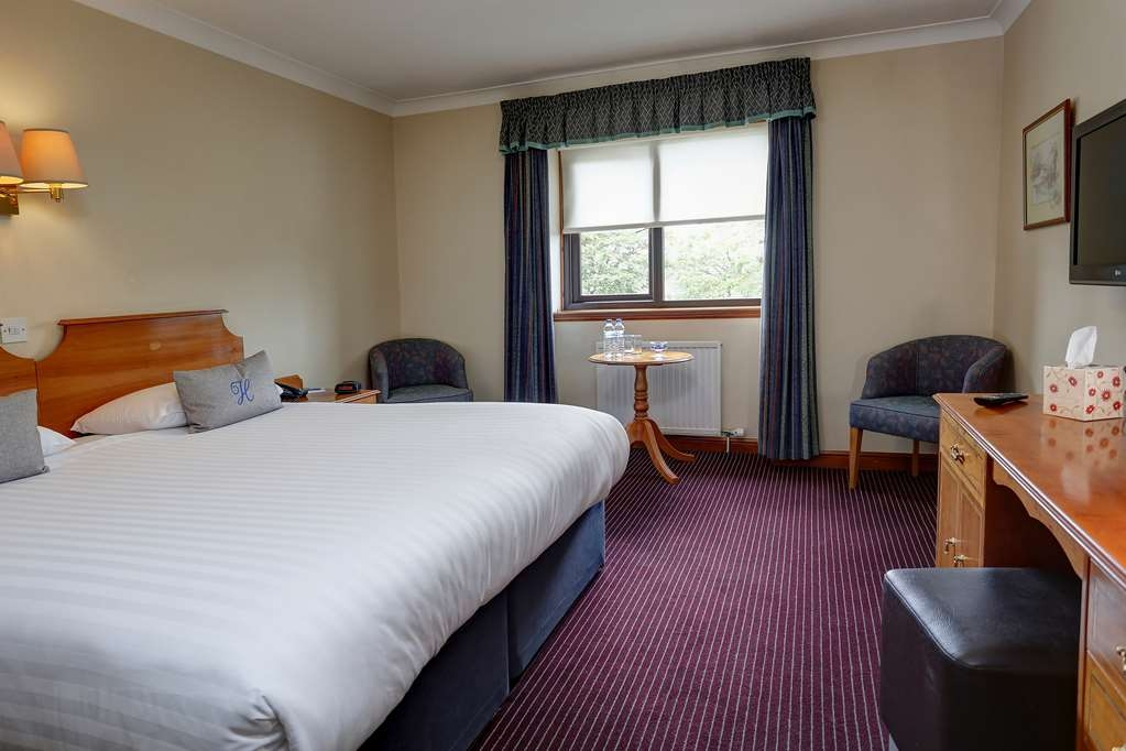 Best Western Glasgow Livingston Hilcroft Hotel - Guest Room
