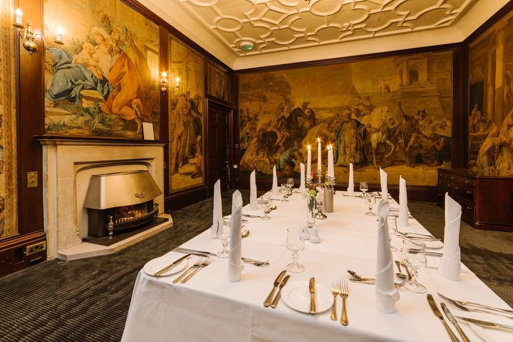 Best Western Plus Inverness Lochardil House Hotel - Restaurant / Gastronomie