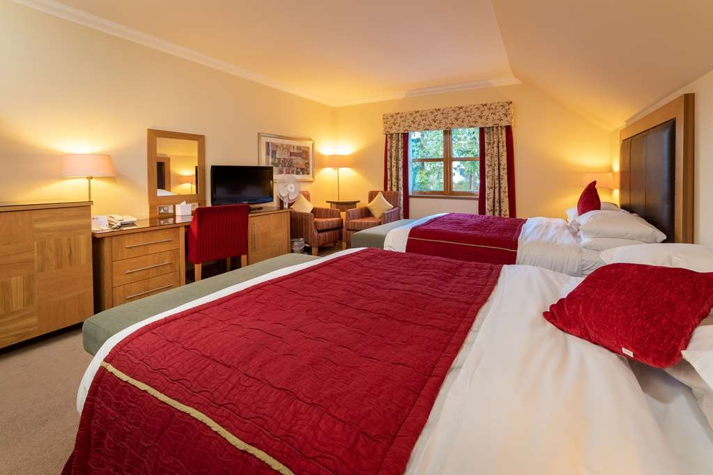 Best Western Plus Inverness Lochardil House Hotel - Chambres / Logements