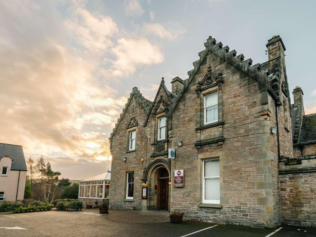 Best Western Plus Inverness Lochardil House Hotel - Facciata dell'albergo