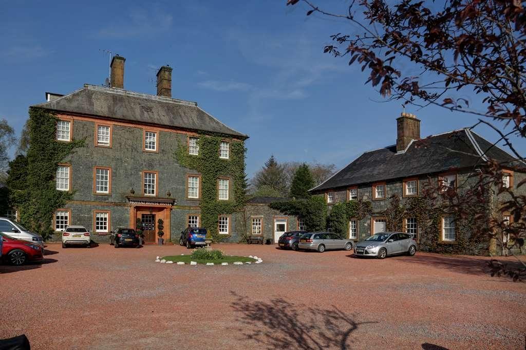 Best Western Moffat House Hotel - Vista Exterior