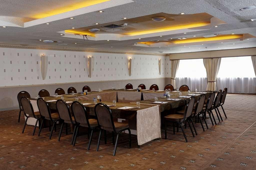 Best Western Queens Hotel - Salle de réunion