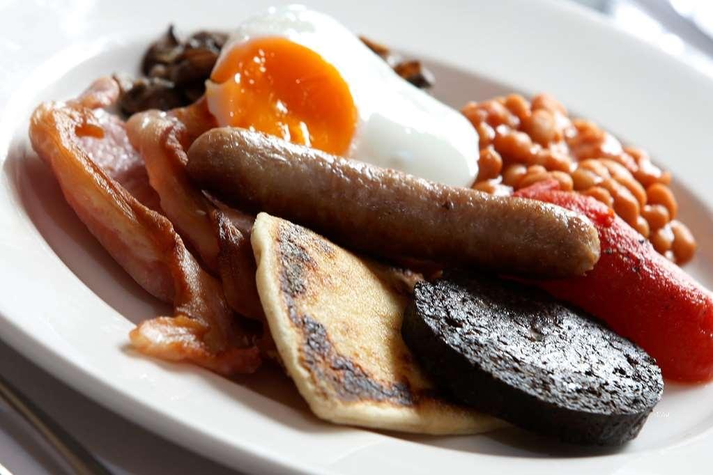 Best Western Queens Hotel - Restaurant / Etablissement gastronomique
