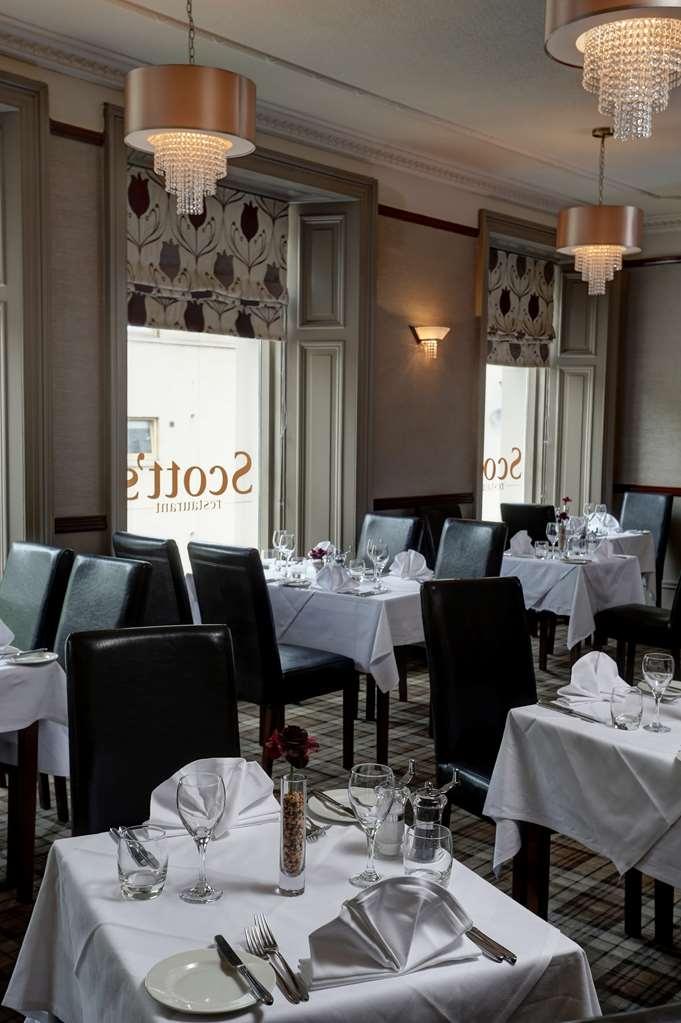 Best Western Queens Hotel - queens hotel dining OP