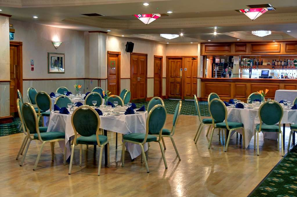 Best Western Dundee Woodlands Hotel - woodlands hotel meeting space