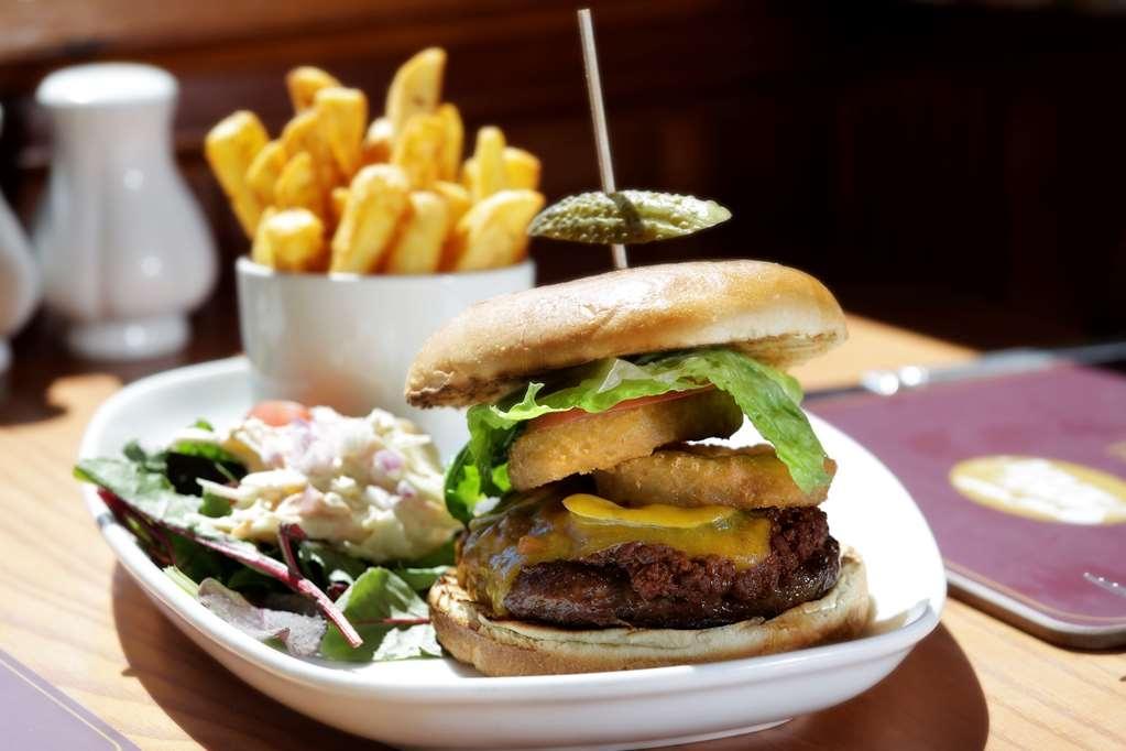 Best Western Dundee Woodlands Hotel - Restaurante/Comedor