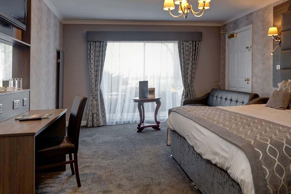 Best Western Dryfesdale Country House Hotel - Chambres / Logements