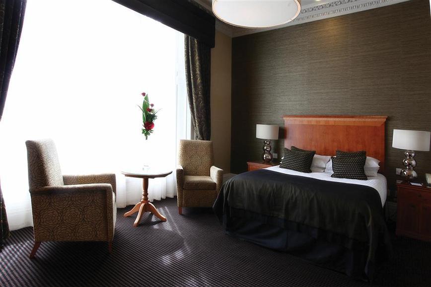 Hotel In Glasgow Best Western Garfield House Hotel