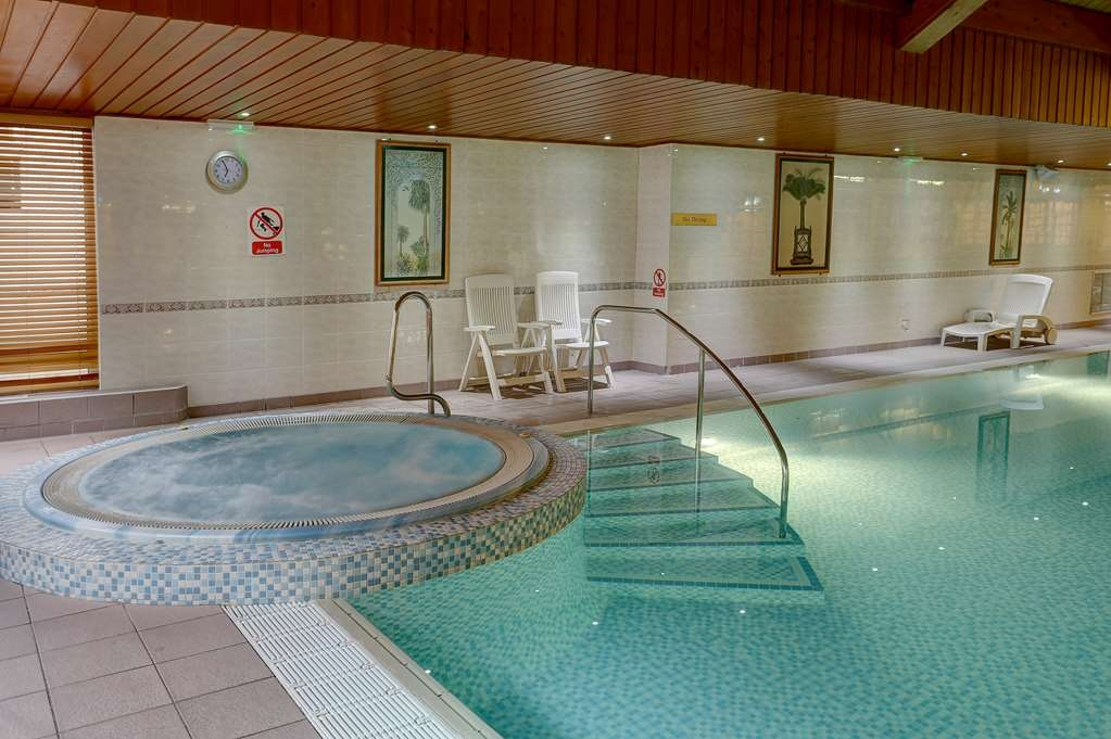Best Western Inverness Palace Hotel & Spa - inverness palace hotel leisure