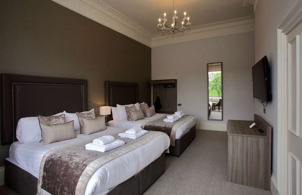 Best Western Inverness Palace Hotel & Spa - inverness palace hotel bedrooms