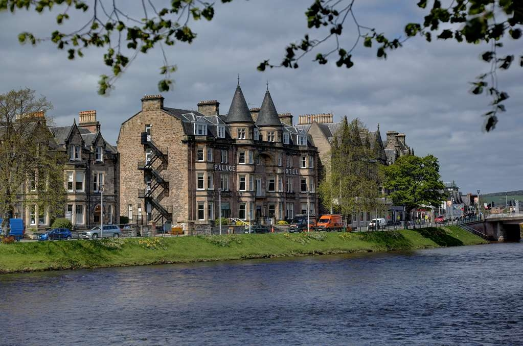 Best Western Inverness Palace Hotel & Spa - inverness palace hotel grounds and hotel