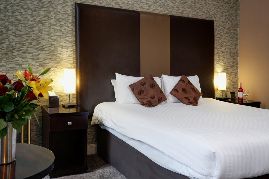Best Western Glasgow City Hotel - Guest Room