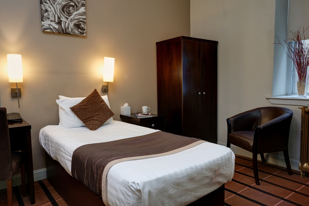 Best Western Glasgow City Hotel - Chambres / Logements
