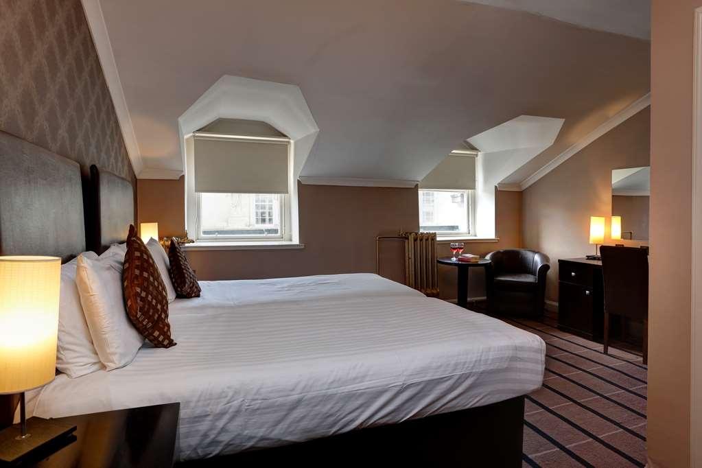 Best Western Glasgow City Hotel - Gästezimmer/ Unterkünfte