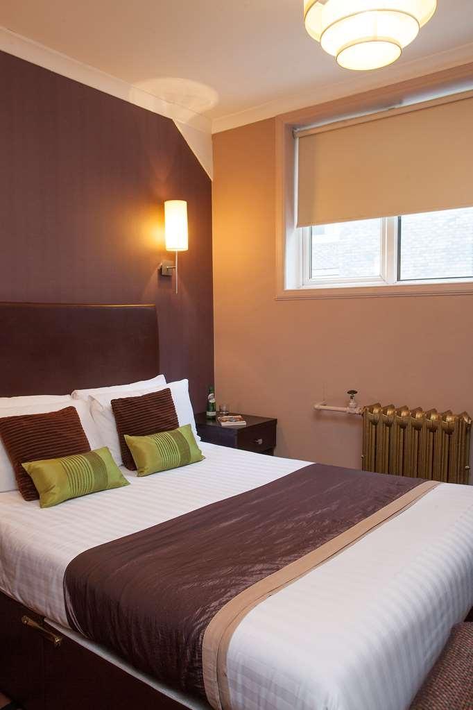 Best Western Glasgow City Hotel - glasgow city hotel bedrooms OP