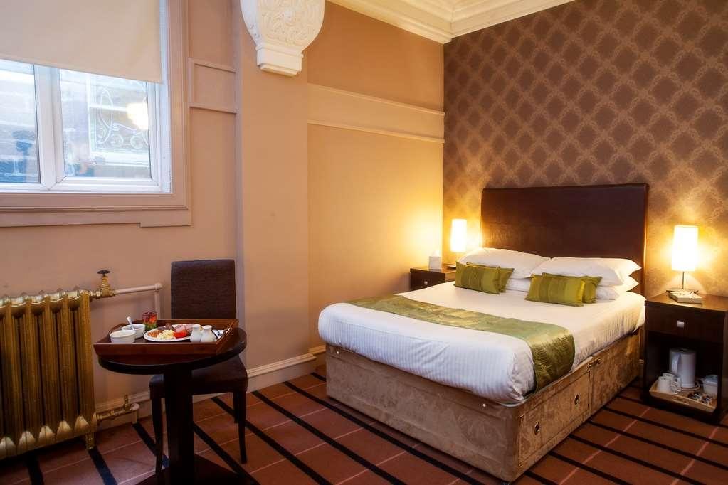 Best Western Glasgow City Hotel - glasgow city hotel bedrooms