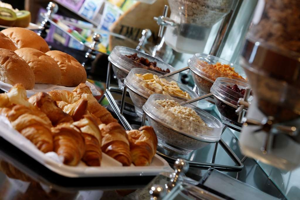 Best Western Glasgow City Hotel - glasgow city hotel dining